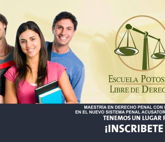 MAESTRÍA EN DERECHO PENAL CON ESPECIALIDAD EN EL NUEVO SISTEMA PENAL ACUSATORIO Y ADVERSARIAL